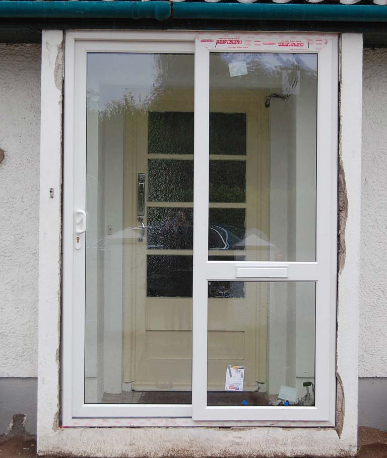 Front Door Letterbox: Porch Doors, Sliding Porch Doors