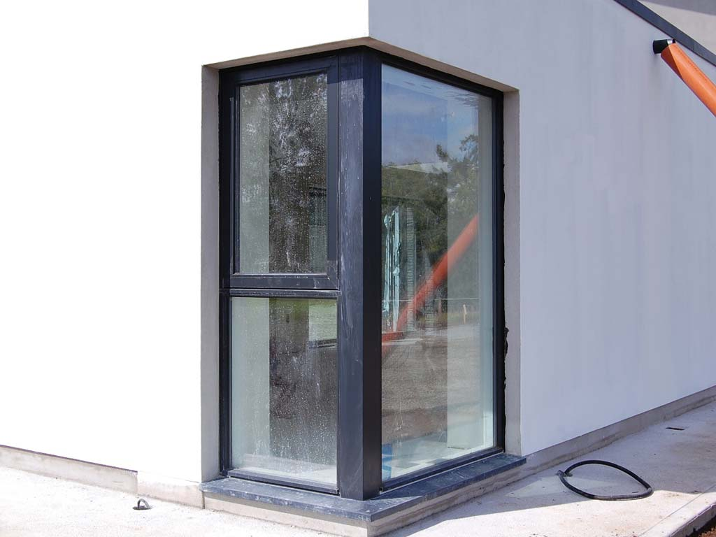 Aluclad Windows And Doors