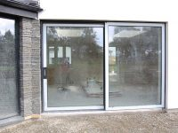 aluclad sliding patio door