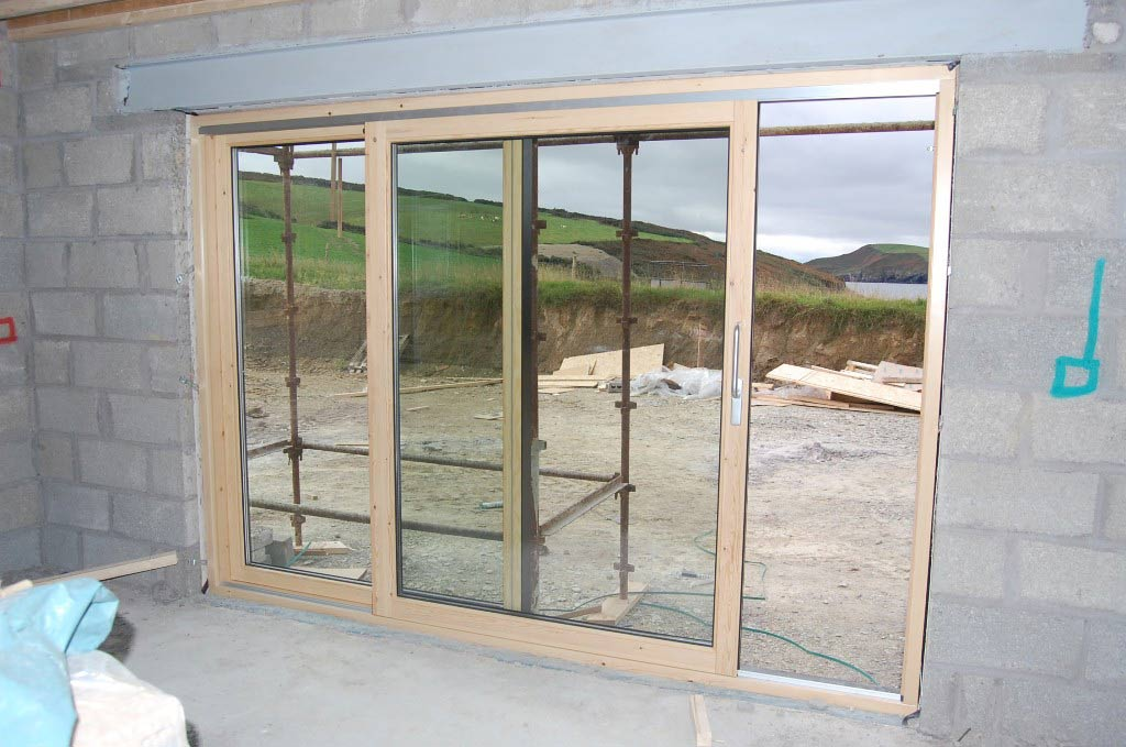 Aluclad Windows And Doors