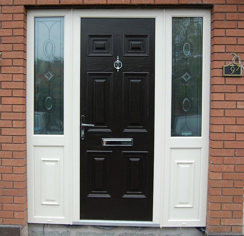 Doors – front doors, French doors, sliding patio doors
