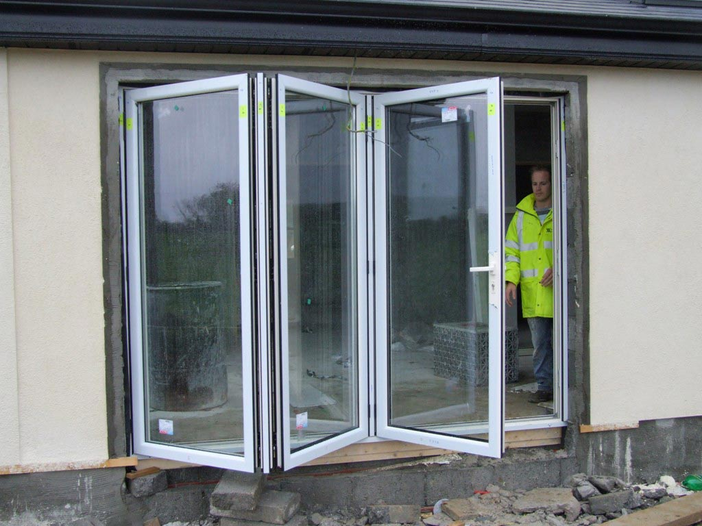 Folding Doors – exterior bi-fold doors
