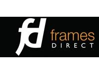 Frames Direct logo