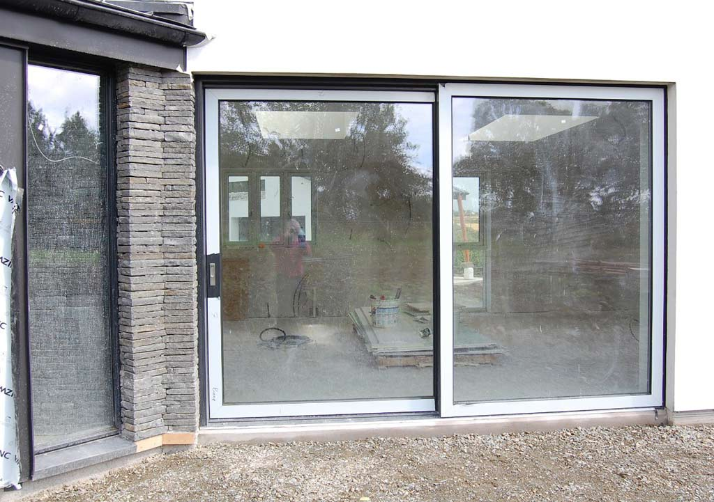 Patio Doors Sliding: PVC And Alu-clad Doors