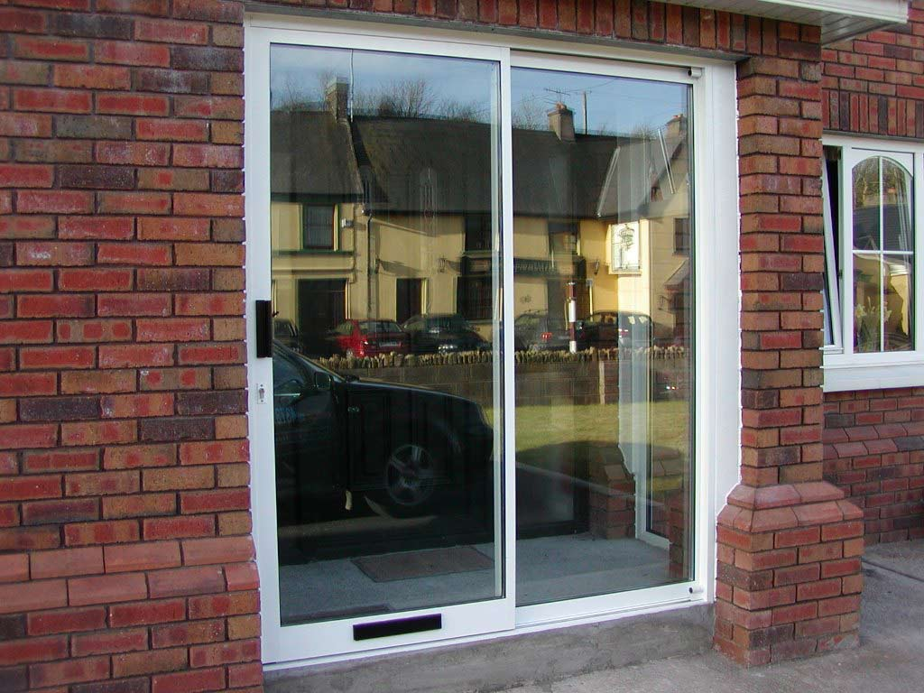 Sliding Patio Doors Pvc And Alu Clad Doors