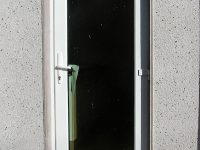 Full Glass Back Door