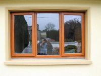 Double glazing window