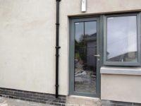 aluclad door and window