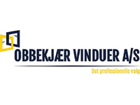 Obbekjaer Vinduer logo